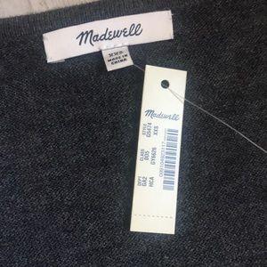 Madewell Sweaters - NWT madewell summer Ryder cardigan XXS